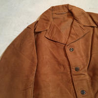 1960's Italy Military Hospital Jacket Deadstock