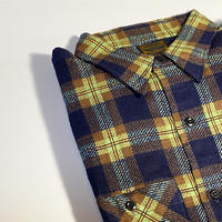 1950's〜 WASHINGTON DEE CEE Flannel L/S Shirt Deadstock