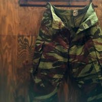 1950's French Army Lizard Camo Trousers Deadstock