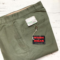 1960's SPRINGDALE Tapered Pants Deadstock