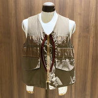 1950〜60's WOOD-STREAM Hunting Vest