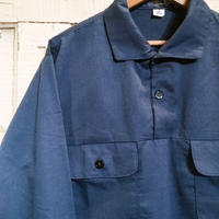 1970's US.NAVY Utility Jumpers L/S Shirt Deadstock