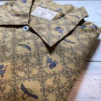 1960's Briar Oak L/S Shirt Deadstock