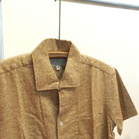 1960's HW Robinson Silk S/S Shirt Deadstock