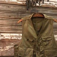 1940〜50's RED HEAD Fishing Vest