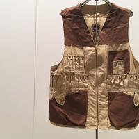 1950's RED HEAD Shooting Vest