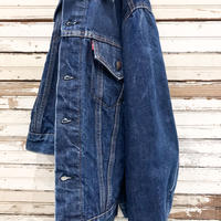 1960's Levi's 70505-0317 Big E Denim Jacket