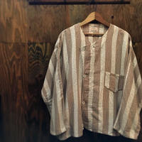 1940〜50's GORINS Gold Bond Pajama L/S Shirt
