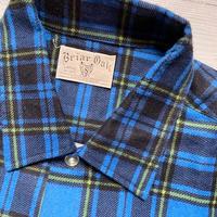 1960's Briar Oak Flannel L/S Shirt Deadstock