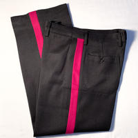 1990's Italy Military Parade Trousers Deadstock