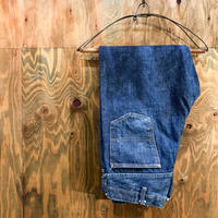 1960's RANCHCRAFT Denim Pants