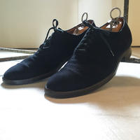 1950's Unknown Blue Suede Shoes