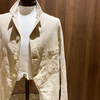 1910〜20's Unknown linen Suck Coat