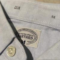 1980's HARVARD S/S Shirt Deadstock