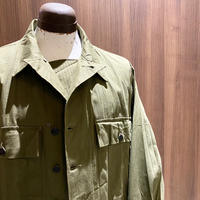 1940's US.ARMY M-43 Herringborn Jacket Deadstock
