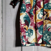 1960's Unknown Cotton Hawaian S/S Shirt