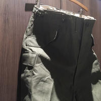 1950's US.ARMY M-51 Field Trousers Deadstock