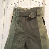 1950's French Army Motercycle Pants Deadstock