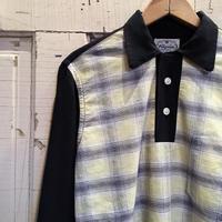 1950's Pilgrim Cotton&Rayon L/S Shirt