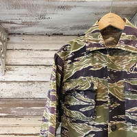 1960's US.ARMY Tiger Stripe Jacket