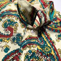 1960's Manhattan Pullover L/S Shirt Deadstock