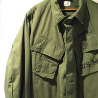 1960's USMC Jungle Fatigue 3rd Jacket