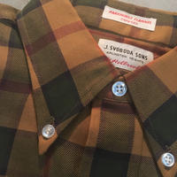 1960's J.SVOBADASONS L/S Shirt Deadstock