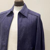 1960〜70's British Prioner Denim Jacket