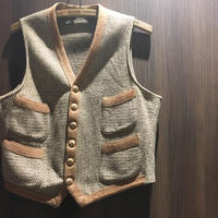 1930's〜 Unknown Wool Vest