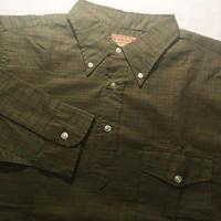 1960's McGREGOR Pullover L/S Shirt Deadstock