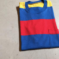 1970's Unknown Border Pocket Tee