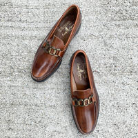 1960's Crosby Square Bit Loafers Deadstock