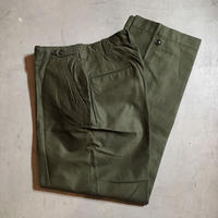 1940's US.ARMY M-43 Field Trousers Deadstock