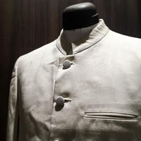 1960's Unknown Mao Collar Tailored Jacket  Deadstock
