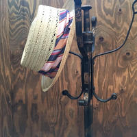 1960's MANLY Straw Hat Deadstock