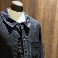 1950's Mont Kemmel Black Moleskin Jacket