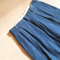 1990〜00's ORVIS Indigo Linen Trousers