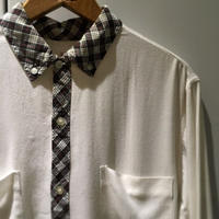 1960's Sea Island Rayon L/S Shirt