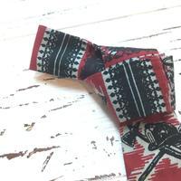 1960's Rooster Cotton Necktie
