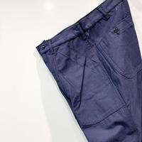 1970's US.NAVY Utility Trousers Straight Deadstock