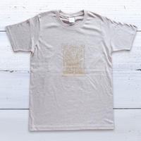 TAGIRI LIFE  cotton T-shirt