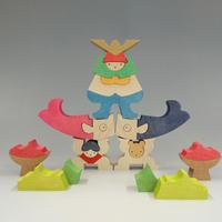 かぶと童子と熊・金太(21040901)