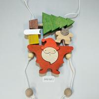 サンタのプレゼント・昇り人形(20101601)