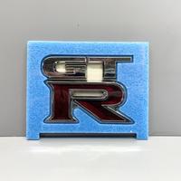 R35GT-R トランクリッドエンブレム