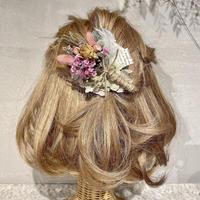 cocorohana Hair Accessory 乙木花枝シリーズ  #9