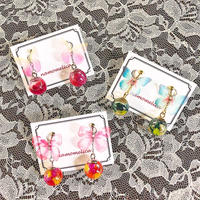 namomelica Butterfly earring