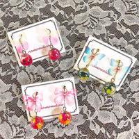 namomelica Butterfly earring