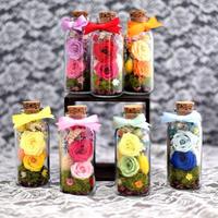【order】ココロハナ メンバーカラーボトルフラワー