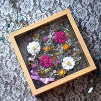 花ギフト Dryflower 標本アレンジ #303