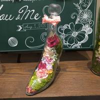 "【Order】 cocorohana  ""ガラスの靴"" Cinderella Flower"